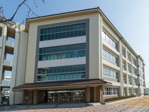 明石市立二見中学校南校舎改築(1)