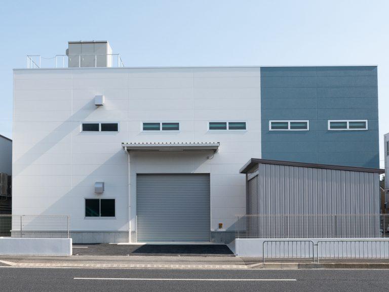 神戸金剛コルメット製作所 第2工場(1)