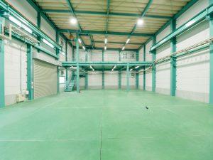 神戸金剛コルメット製作所 第2工場(2)