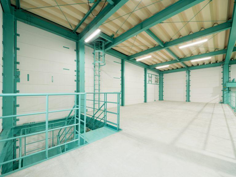 神戸金剛コルメット製作所 第2工場(3)